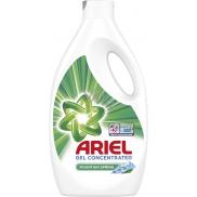 Ariel Mountain Spring tekutý prací gel pro čisté a voňavé prádlo bez skvrn 40 dávek 2,2 l