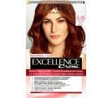 Loreal Paris Excellence Creme barva na vlasy 6.46 Světle měděná červená