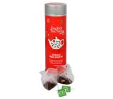 English Tea Shop Bio Kořeněné červené ovoce 15 kusů bioodbouratelných pyramidek čaje v recyklovatelné plechové dóze 30 g