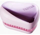Tangle Teezer Compact Profesionální kompaktní kartáč na vlasy Lilac Gleam