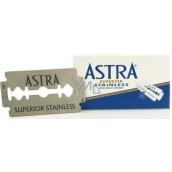 Astra Superior Stainless náhradní žiletky 5 kusů