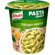Knorr Snack Těstoviny s krémovou omáčkou a bylinkami 68 g