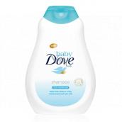 Dove Baby Rich Moisture šampon na vlasy pro děti 200 ml