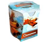 Admit Verona Cinnamon - Skořice vonná svíčka ve skle 90 g