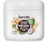 Inecto Naturals Coconut maska na vlasy s čistým kokosovým olejem 300 ml