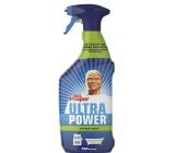 Mr. Proper Ultra Power Hygiene univerzální čistič na odstraňování prachu, mastnoty a nečistot 750 ml rozprašovač