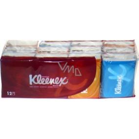 Kleenex Original hygienické mini kapesníčky 12 kusů