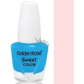Golden Rose Sweet Color mini lak na nehty 17 5,5 ml