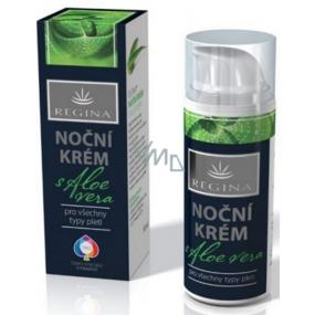 Regina Aloe Vera noční pleťový krém 50 ml
