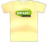 Nekupto Tričko Beznadějně propadlých golfu 1 kus 003 béžové