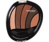 Deborah Milano Perfect Smokey Eye Palette paletka 5ti očních stínů 01 Bronze 5 g