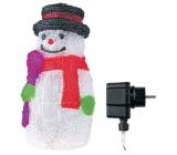 Emos Sněhulák ledový 30 LED+5m přívodní kabel 2W 230V denní bílá 160 x 160 x 300 mm
