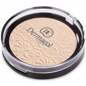 Dermacol Compact Powder zmatňující kompaktní pudr 02 8 g