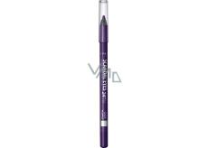 Rimmel London Scandaleyes Kohl Kajal tvoděodolná užka na oči 007 Purple 1,3 g