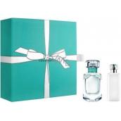 Tiffany & Co. Tiffany parfémovaná voda pro ženy 50 ml + tělové mléko 100 ml, dárková sada