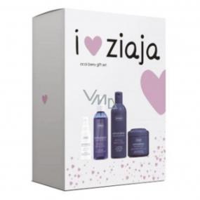 Ziaja Acai Berry pleťové sérum 50 ml + pleťové tonikum 200 ml + sprchové mýdlo 200 ml + tělová pěna 200 ml, kosmetická sada