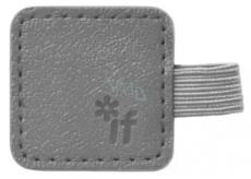 If Bookaroo Pen Holder Držák na pero šedá 9 x 7 x 0,3 cm