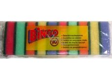 Soke Bingo kvalitní houbičky na nádobí s drátěnkou 10 kusů