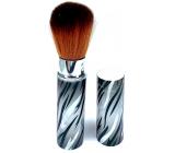 Kosmetický štětec na make-up vysouvací 11,5 cm 38 různé barvy
