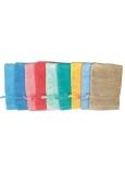 Abella Žínka froté barevná různé barvy 21 x 14 cm 1 kus