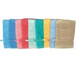 Abella Žínka froté barevná různé barvy 1 kus