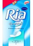Ria Slip Classic Light hygienické slipové intimní vložky 25 ks