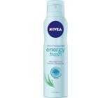 Nivea Energy Fresh antiperspirant deodorant sprej pro ženy 150 ml