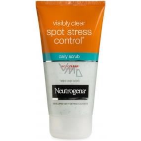 Neutrogena Visibly Clear Spot Stress Control peeling 150 ml