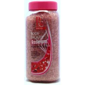 Bohemia Gifts Šípky a Růže relaxační sůl do koupele 900 g