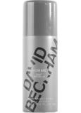 David Beckham Homme deodorant sprej pro muže 150 ml
