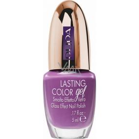 Pupa Paris Experience Lasting Color gelový lak na nehty 091 Lilac 5 ml