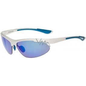 Relax Otok R5373E bílo modré sluneční brýle