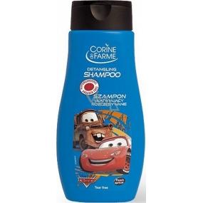 Corine de Farme Disney Cars vlasový šampon pro děti 250 ml