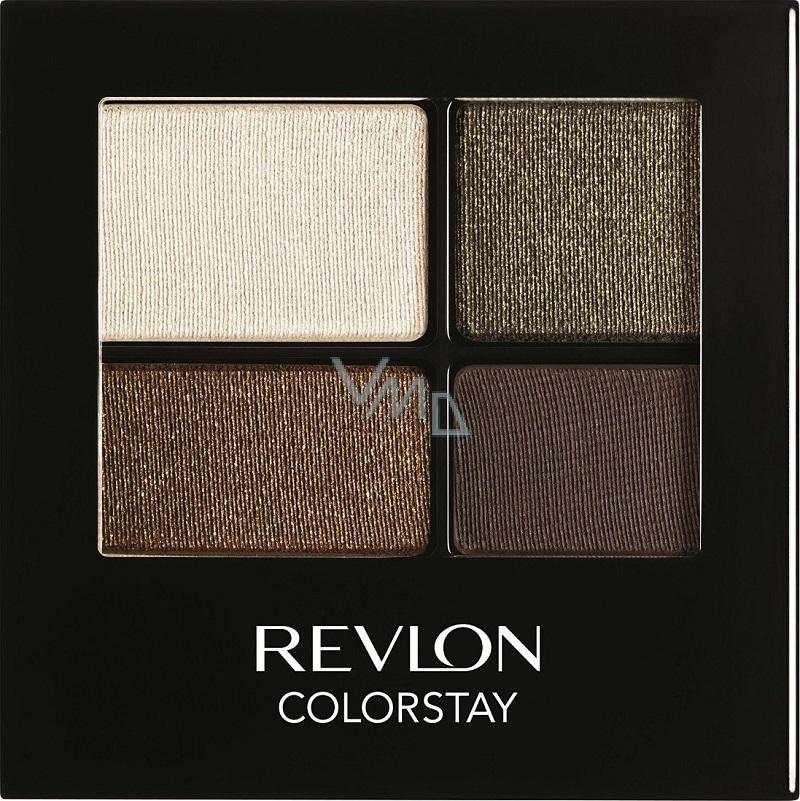 Revlon Colorstay 16 Hour Eye shadow Palette oční stíny 515 Adventurous 4,8 g