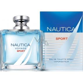 Nautica Voyage Sport toaletní voda pro muže 50 ml