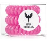 HH Simonsen Hair Cuddles Pink gumičky do vlasů růžové 3 kusy