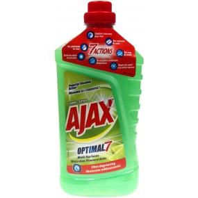 Ajax Optimal 7 Lemon univerzální čisticí prostředek 1 l