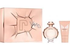 Paco Rabanne Olympea parfémovaná voda pro ženy 80 ml + tělové mléko 100 ml, dárková sada
