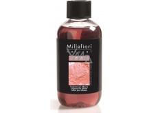 Millefiori Milano Natural Almond Blush - Mandlový prášek Náplň difuzéru pro vonná stébla 250 ml