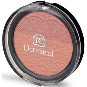 DÁREK Dermacol Duo Blusher tvářenka č.2 8,5 g
