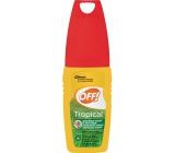 Off! Tropical repelentní přípravek s rozprašovačem 100 ml