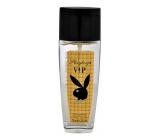 Playboy Vip for Her parfémovaný deodorant sklo 75 ml Tester