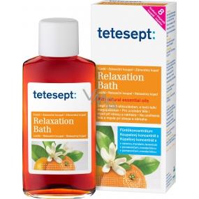 Tetesept Uvolnění Pomerančový květ relaxační koupel 125 ml