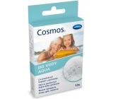 Cosmos Do vody transparentní náplast dělená 3 velikosti 10 kusů