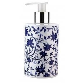 Vivian Gray Flowers Royal Garden Luxusní tekuté mýdlo s dávkovašem 250 ml
