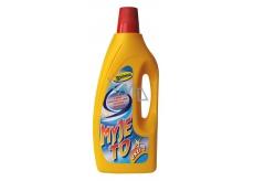 Myjeto Extra Odmašťovací a čisticí přípravek na silně znečištěné povrchy i dřevěné podlahy 1 l