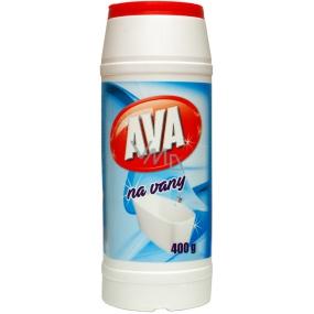 Ava Na vany čisticí písek na mytí smaltovaných van 400 g