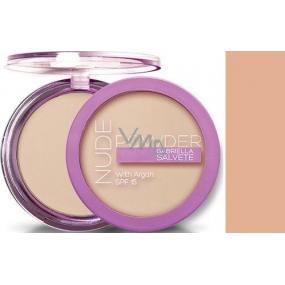 Gabriella Salvete Nude Powder matující kompaktní pudr SPF 15 03 8 g