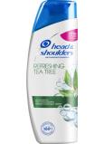 Head & Shoulders Refreshing Tea Tree šampon proti lupům 400 ml