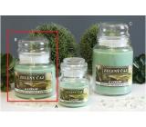 Lima Aroma Dreams Zelený čaj aromatická svíčka sklenička s víčkem 450 g